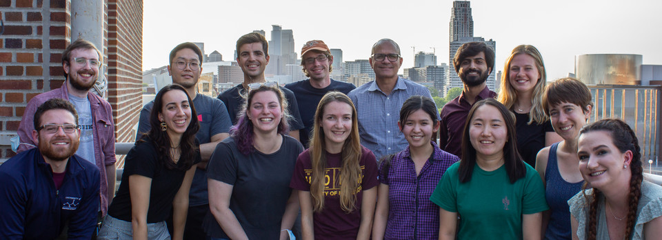 Picture of the Hillmyer Research Group